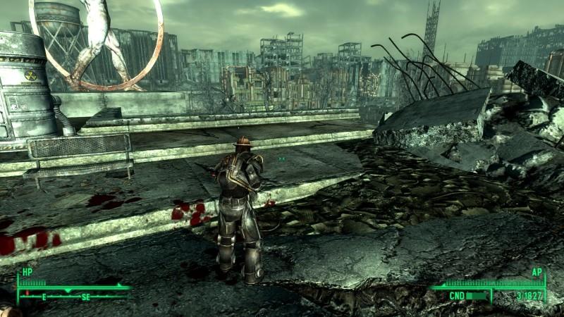 Postapokaliptyczny Rondzio może nie robi wrażenia, ale takie Super Mutanty to mu mogą skoczyć ;)