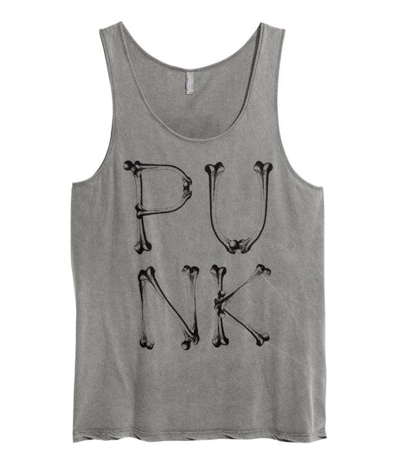 "Typowo ""męski"" t-shirt ..."