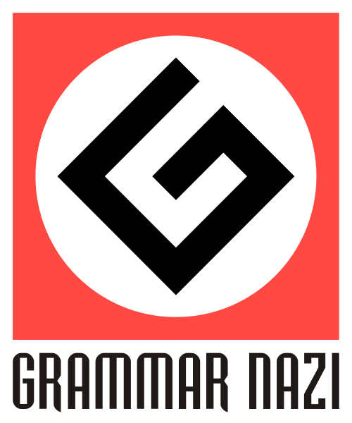 Grammar_Nazi_Icon_Text.svg