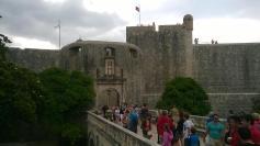Wejście na Stare Miasto
