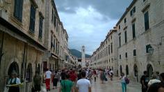 Główna ulica - Placa Stradun