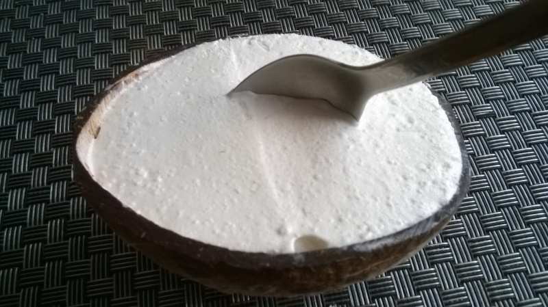 Nie ma co, zarówno smak jak i aspekt wizualny tych lodów po prostu rządzą :)